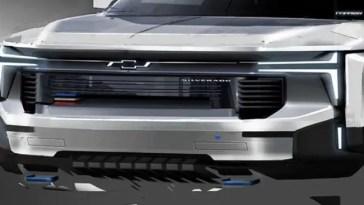 2022 2023 2024 2025 2026 Chevrolet Silverado 1500 Design