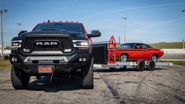 2019 Ram HD Power Wagon
