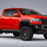 2021 Chevrolet Colorado ZR2 Bison