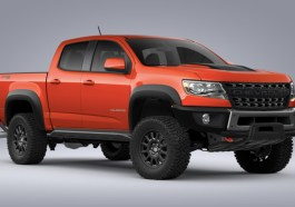 2021 Chevrolet Colorado ZR2 Bison