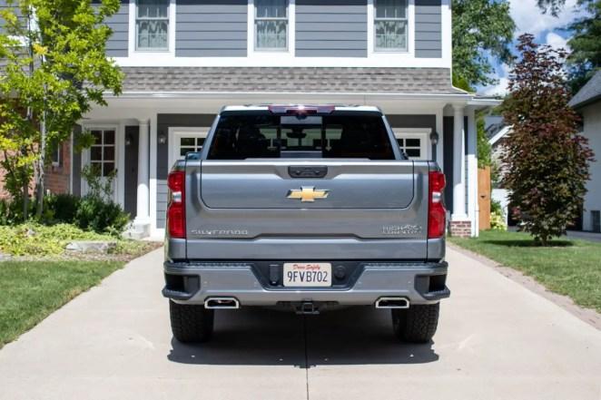 2021 Chevrolet Silverado 1500 Multi-Flex Tailgate