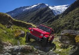 2021 Jeep Wrangler Rubicon Adventure Academy