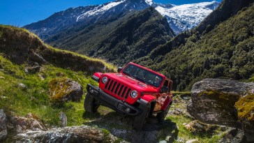 2021 Jeep Wrangler Rubicon Adventure Academy
