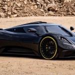 Ares Design S Project C8 Corvette