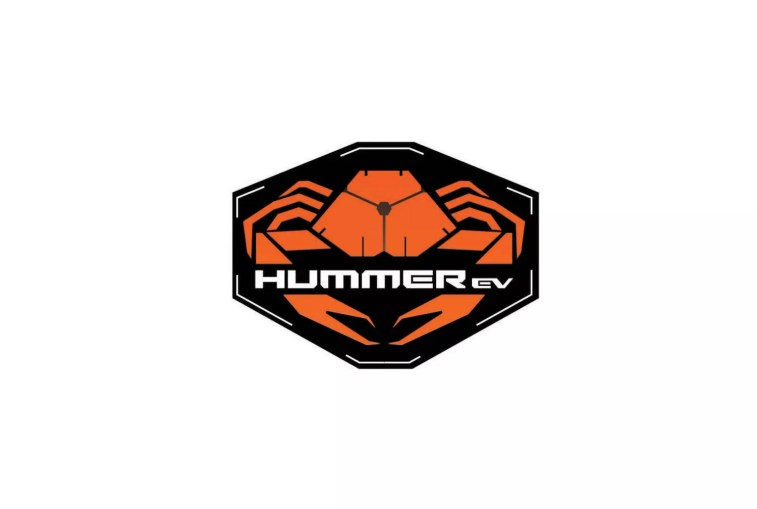 2022 GMC Hummer EV Crab Mode Design Logo Graphic