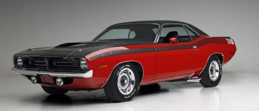 1970 Plymouth Barracuda AAR Dream Giveaway