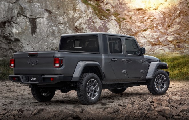 Image Of Jeep Gladiator 80th Anniversary Edition