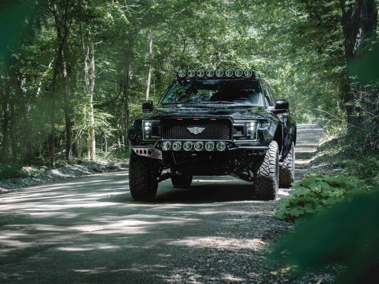 Mil-Spec Ford F-150 Supercharged Intrepid Package