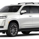 2021 Cadillac Escalade ESV Radiant Package