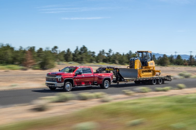 2021 Chevrolet Silverado 3500 HD LTZ Dually Max Towing