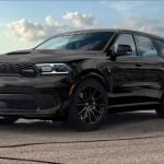 2021 Dodge Durango SRT Hellcat HPE1000 Hennessey Performance Engineering Mopar