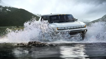 2022 2023 2024 GMC Hummer EV Edition 1 EV2 EV2X EV3X Specs Price Off Road Water Fording Breakover Departure Approach Angle