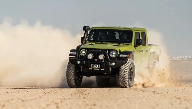 AEV Jeep Gladiator