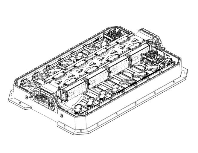 Bollinger's New Battery Pack Design