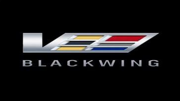 Cadillac V-Series Blackwing Logo