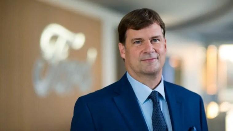 Ford CEO Jim Farley