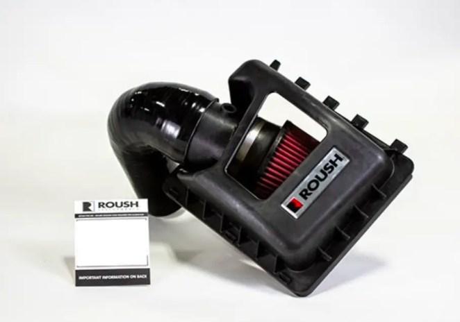 Roush Performance Pac Level 1 Ford Ranger ECU Tune Calibration Reflash
