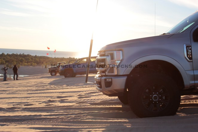 2020 Ford F-350 Platinum Super Duty Tremor Silver Lake Review