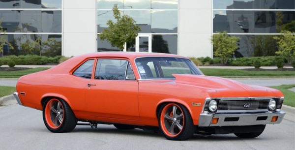 1000hp 1972 Chevy Nova Custom 2 Door Coupe    Muscle Cars Zone  1972 CHEVROLET NOVA CUSTOM 2 DOOR COUPE