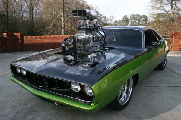 Fast And Furious Cuda Called Quot The Frankencuda Quot Pure