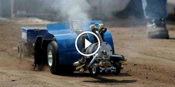 Check Out The WORLDs Best RC TRUCK PULLERS Muscle Cars