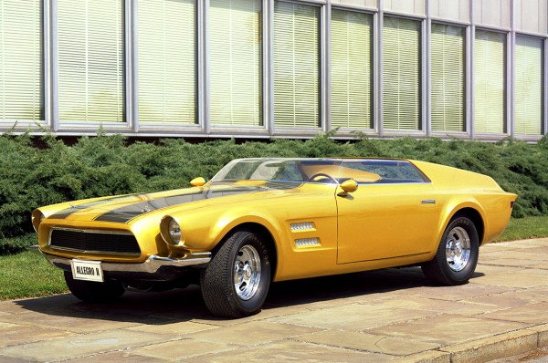 11 1967 Ford Allegro II Concept 17 Ford Mustang Concepts