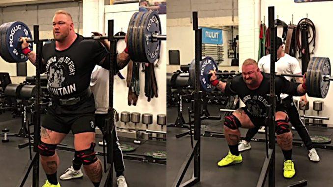 Squatting Record - Powerlifting - bodybuilding - weight training