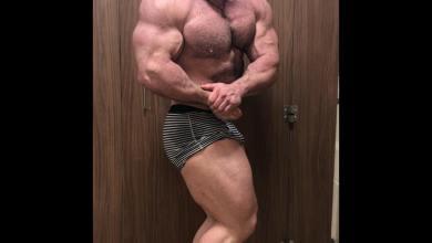 IFBB Bodybuilding Open Weight