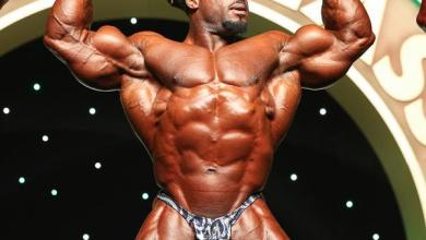 Cedric McMillan Second Place