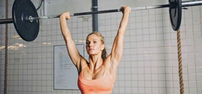 strength training plan woman