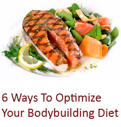 6 Diet Rules For Optimal Muscle Gains