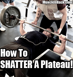 New – How To Break Through A Plateau