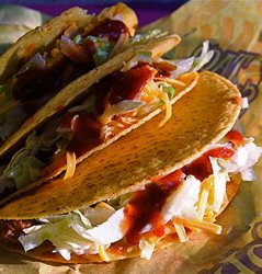 Bodybuilding Recipe: The Muscle Taco