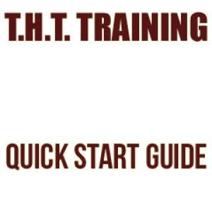 THT Training Quick Start Guide