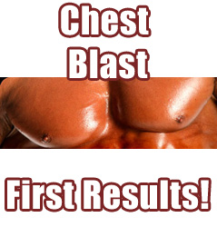 The Chest Blast Experiment – First Results