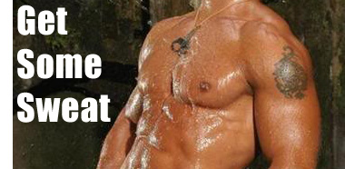 sweaty-man