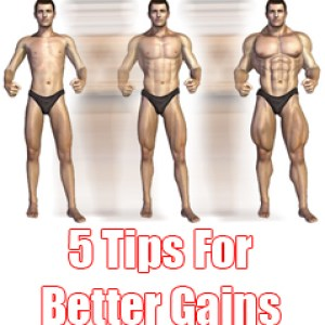 5 Things I've Learned That Have Improved My Muscle Gains