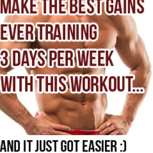 Brand New THT Free Workout Guide To Download
