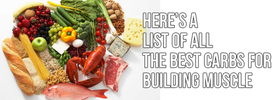 What Carbs To Eat To Build Muscle MuscleHack by Mark McManus