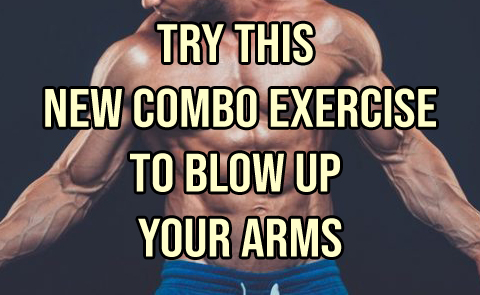 """TRY THIS """"DOUBLE SET"""" FOR ARM GROWTH"""
