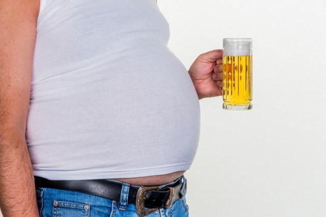 Image result for beer belly fat