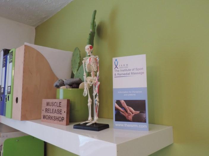 Treatment Room Mr Skeleton