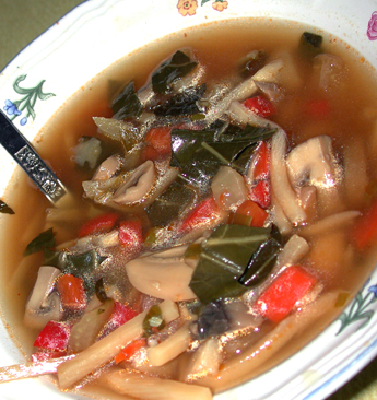 awesome asian soup