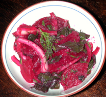 Roasted Beet Side