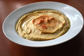 Sesame Hummus