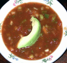 cool gaspacho