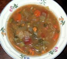 Simply Veggie Soup