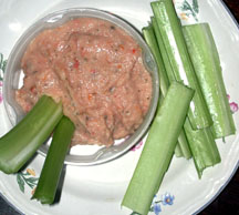 Herby Bean Spread