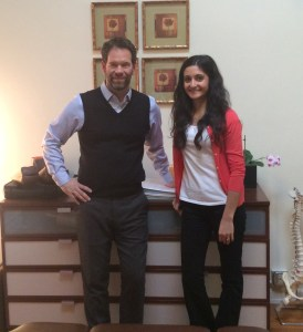 Dr. Robert Ciprian and Dr. Christina Sahni