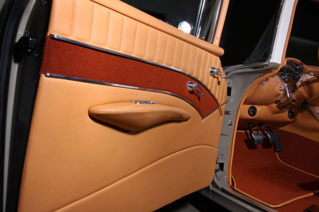 1955 Chevrolet Bel Air By Kindig It Design Muscle Cars
